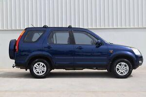 2003 Honda CR-V MY03 (4x4) Sport Blue 4 Speed Automatic Wagon South Maitland Maitland Area Preview