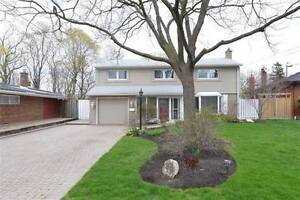 WOW!! A RARE HOME!! Spacious 3 Bdrm On Ravine Lot in Toronto!!