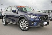 2013 Mazda CX-5 KE1021 MY13 Grand Touring SKYACTIV-Drive AWD Black 6 Speed Sports Automatic Wagon Hillman Rockingham Area Preview