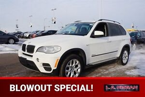 2013 BMW X5 35I ALL WHEEL DRIVE Navigation (GPS),  Leather,  H