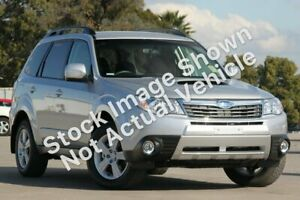 2010 Subaru Forester MY10 2.0D Grey 6 Speed Manual Wagon McGraths Hill Hawkesbury Area Preview