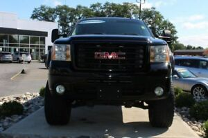 2008 GMC Sierra 1500 Flat Black Grill With Emblem