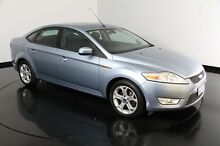 2008 Ford Mondeo MA Zetec Blue 6 Speed Sports Automatic Sedan Welshpool Canning Area Preview