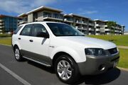 2006 Ford Territory SY SR AWD White 6 Speed Sports Automatic Wagon Somerton Park Holdfast Bay Preview