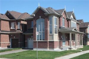 Brand new house for rent 4 beds Mt Pleasant Brampton