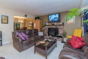 Very clean 3 bedroom/1.5 bath house in South Surrey / White Rock