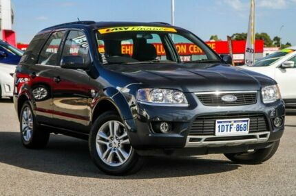 2010 Ford Territory SY Mkii TS RWD Grey 4 Speed Sports Automatic Wagon Cannington Canning Area Preview
