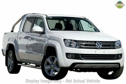 2014 Volkswagen Amarok 2H MY14 TDI420 4Motion Perm Ultimate Starlight Blue 8 Speed Automatic Utility Gymea Sutherland Area Preview