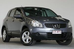 2009 Nissan Dualis J10 MY10 ST (4x2) Grey 6 Speed Manual Wagon Coopers Plains Brisbane South West Preview