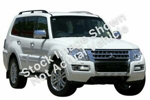 2015 Mitsubishi Pajero NX MY15 GLS White 5 Speed Sports Automatic Wagon South Grafton Clarence Valley Preview