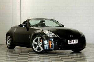 2007 Nissan 350Z Z33 TRACK EDITION Black 6 Speed Manual Convertible Burleigh Heads Gold Coast South Preview