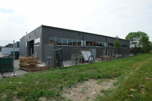 Steel Buildings- Clearance prices!