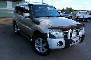 2008 Mitsubishi Pajero NS 25th Anniversary Gold 5 Speed Sports Automatic Wagon Wakerley Brisbane South East Preview