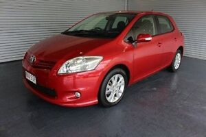 2012 Toyota Corolla ZRE182R Ascent Sport Red 6 Speed Manual Hatchback Parramatta Park Cairns City Preview