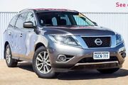 2016 Nissan Pathfinder R52 MY16 ST X-tronic 2WD Grey 1 Speed Constant Variable Wagon Morley Bayswater Area Preview
