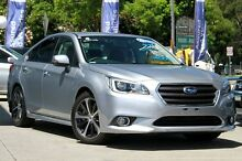 2015 Subaru Liberty MY15 3.6R Ice Silver Continuous Variable Sedan Rosebery Inner Sydney Preview