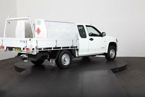 2010 Holden Colorado RC MY10 LX (4x2) White 4 Speed Automatic Space Cab P/Up McGraths Hill Hawkesbury Area Preview