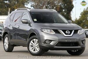 2016 Nissan X-Trail T32 ST-L 7 Seat (FWD) Gun Metallic Continuous Variable Wagon Liverpool Liverpool Area Preview