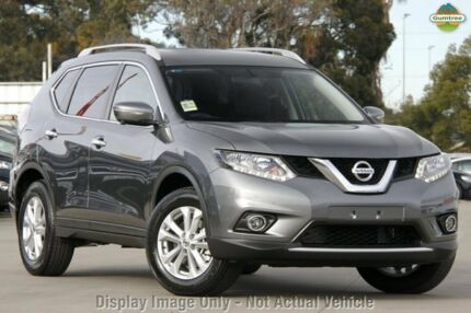 2015 Nissan X-Trail T32 ST-L X-tronic 2WD Gun Metallic 7 Speed Constant Variable Wagon Cleveland Redland Area Preview