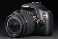 CANON OES REBEL T5 NEUF