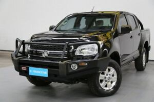 2012 Holden Colorado RG MY13 LT Crew Cab Black 6 Speed Sports Automatic Utility