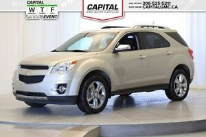 2015 Chevrolet Equinox LTZ AWD*Remote Start - Heated Seats - Bac