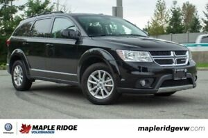 2018 Dodge Journey SXT NO ACCIDENTS, B.C. CAR, GREAT DEAL!