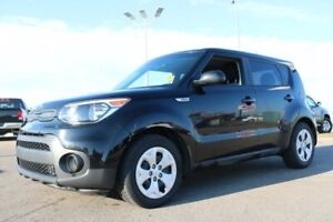 2018 Kia Soul LX Accident Free,  A/C,