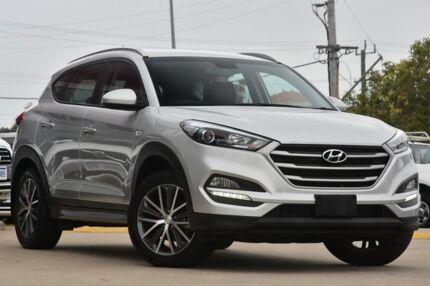 2016 Hyundai Tucson TL Active X (FWD) Silver 6 Speed Automatic Wagon