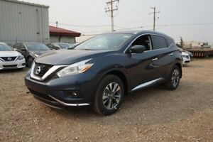 2017 Nissan Murano AWD SL Leather, Navigation (GPS), Bluetooth,