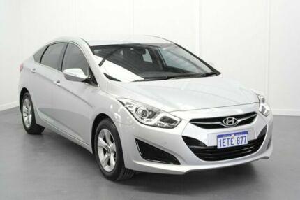 2015 Hyundai i40 VF2 Active Silver 6 Speed Sports Automatic Sedan Rockingham Rockingham Area Preview