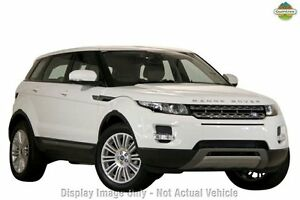 2015 Land Rover Range Rover Evoque L538 MY15 TD4 Pure White 9 Speed Sports Automatic Wagon Osborne Park Stirling Area Preview