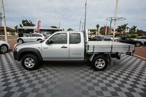2011 Mazda BT-50 DX+ Freestyle Silver 5 Speed Manual Cab Chassis Alfred Cove Melville Area Preview