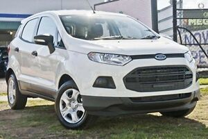 2015 Ford Ecosport BK Ambiente PwrShift White 6 Speed Sports Automatic Dual Clutch Wagon Maryborough Fraser Coast Preview