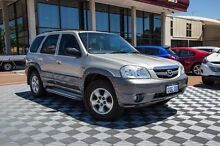2004 Mazda Tribute MY2004 Luxury Silver 4 Speed Automatic Wagon Alfred Cove Melville Area Preview
