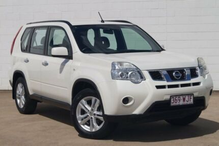 2011 Nissan X-Trail T31 Series IV ST 2WD White 6 Speed Manual Wagon Bundaberg Central Bundaberg City Preview