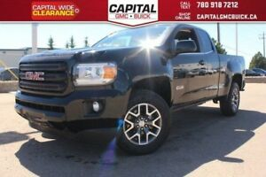 2018 GMC Canyon Extended Cab 4WD All Terrain