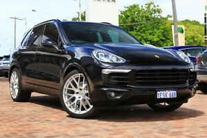 2015 Porsche Cayenne 92A MY16 Diesel Tiptronic Black 8 Speed Sports Automatic Wagon Osborne Park Stirling Area Preview