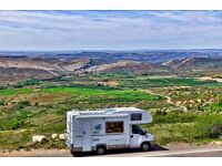 WANTED MOTORHOMES AND CARAVANS