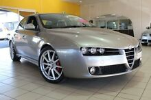2007 Alfa Romeo 159 JTS TI Grey 6 SEQ. MANUAL AUTO-SINGLE CLUTCH Sedan Jamisontown Penrith Area Preview