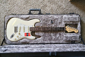 2017 Fender American Professional Series Stratocaster