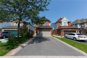 Stunning Detached Home With Excellent Floor Plan. Must See!