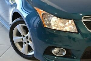 2012 Holden Cruze JH Series II MY12 SRi Green 6 Speed Sports Automatic Hatchback Mill Park Whittlesea Area Preview