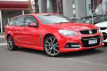 2015 Holden Commodore  Red Sports Automatic Wagon Watsonia North Banyule Area Preview