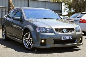 2012 Holden Commodore VE II MY12 SV6 Alto Grey 6 Speed Automatic Sedan Oakleigh Monash Area Preview