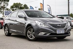 2012 Hyundai i45 YF MY11 Active Grey 6 Speed Sports Automatic Sedan Bellevue Swan Area Preview