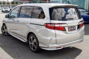 2017 Honda Odyssey RC MY17 VTi-L Super Platinum Continuous Variable Wagon