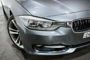 2012 BMW 328I F30 Grey 8 Speed Sports Automatic Sedan Rozelle Leichhardt Area Preview