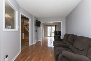 Detached house with 3 bed rooms & finished basement in Brampton