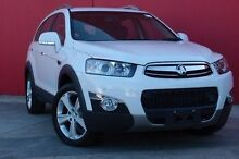 2012 Holden Captiva CG Series II MY12 White 6 Speed Sports Automatic Wagon Southbank Melbourne City Preview